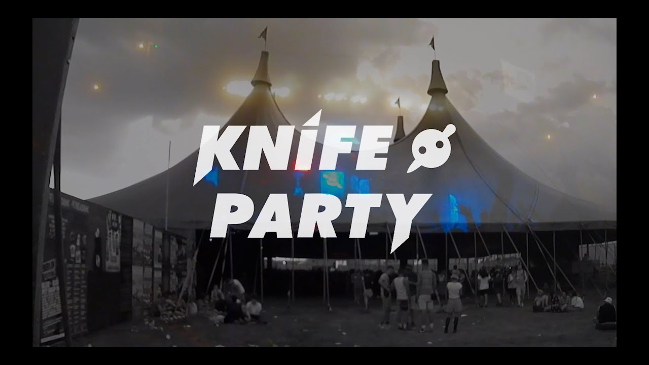 Knife Party Live Knife Party Live Reading