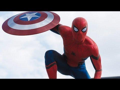 Captain America 3 Civil War ALL New Trailer & Clips (2016) Marvel Superhero Movie HD