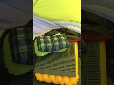 Ozark Trail Ultralight Backpacker Tent Review