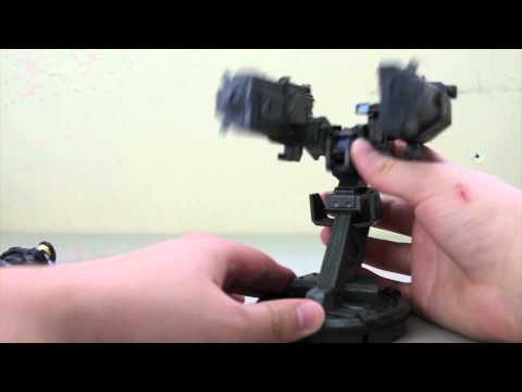 Halo Reach Series 3 - Rocket Launcher Vehicle Upgrades Pack Action Figure Review