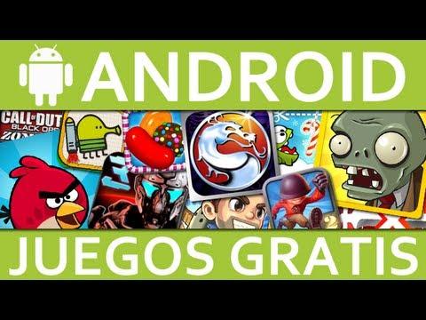 TOP 10 Juegos Para Android GRATIS 2013   Los Mejores Juegos GRATUITOS