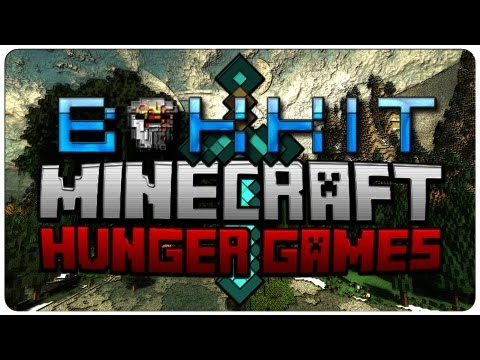 The HungerGames | Bukkit Plugin 1.7.2 [German][HD]