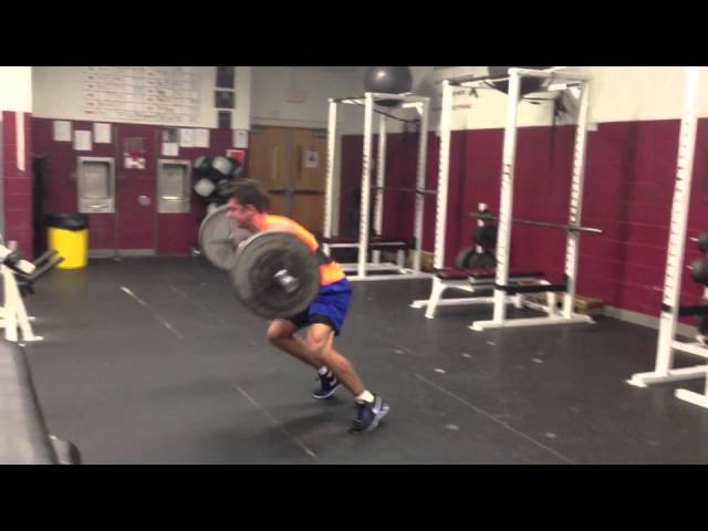 Biggest Weightlifting Fail