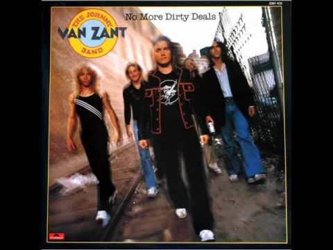 Johnny Van Zant - Standing In The Darkness