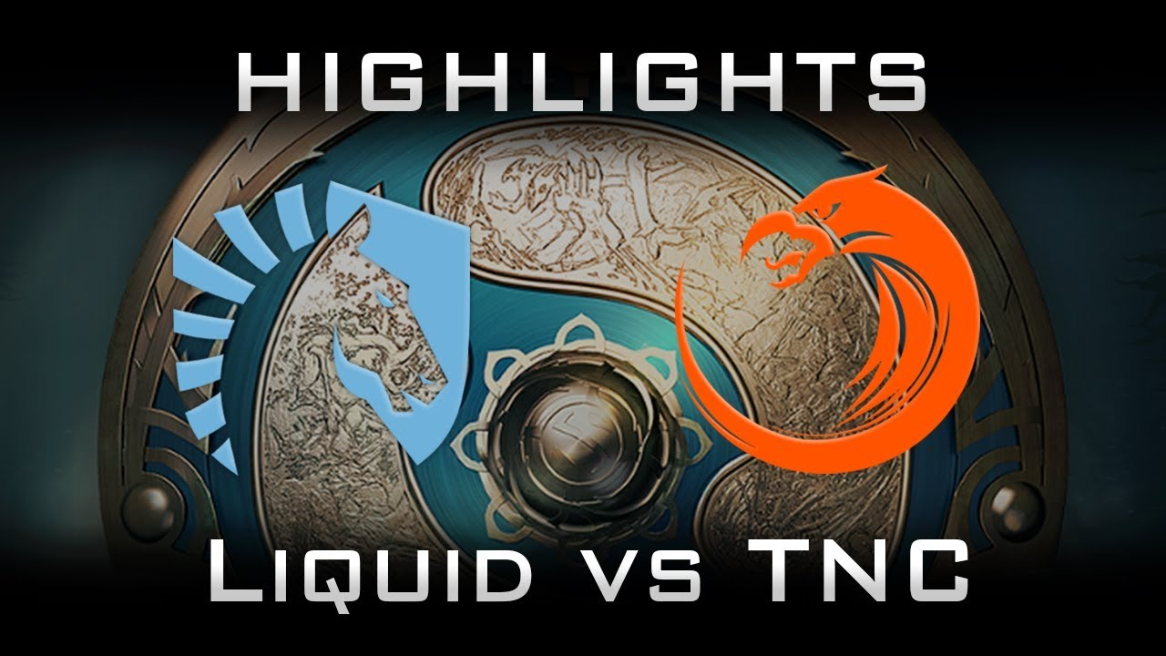 Liquid vs TNC TI7 Highlights The International 2017 Dota 2
