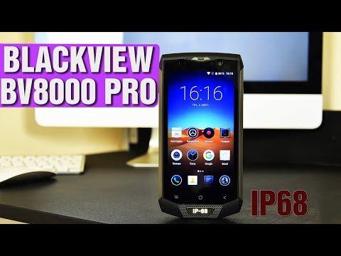 Blackview BV8000 Pro - ГОДНОТА??! Полный обзор ожидаемого защищённого смартфона!
