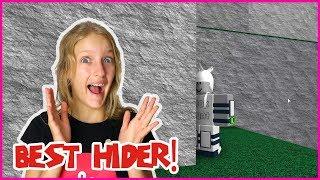 Best Hider in The WORLD!