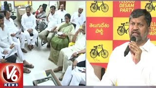 TRS Govt Spends 8 Lakh Crore In 51 Months, Alleges TDP Leader L Ramana