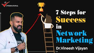 Step 1 in 7 Steps for Sure Success in Network Marketing (Hindi)