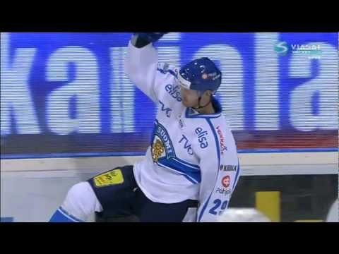 EHT 12/13 █ Russia - Finland 1:2 █ Karjala Cup █ Россия - Финляндия