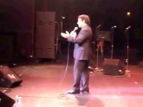 Juan Carlos Salazar en Homenaje a Jose Jose