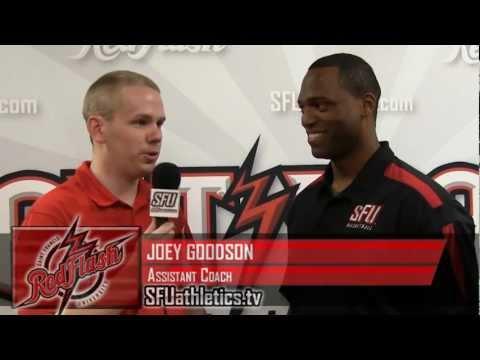 MBB - Meet the Staff, Assistant Coach Joey Goodson