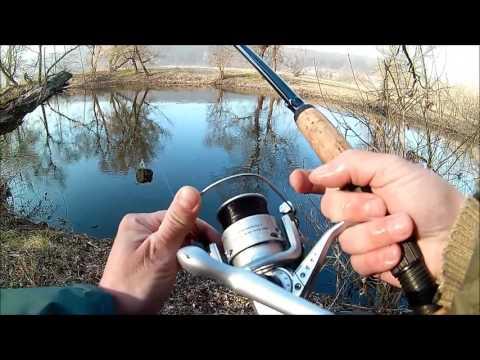 рыбалка весной в конце апреля на фидер