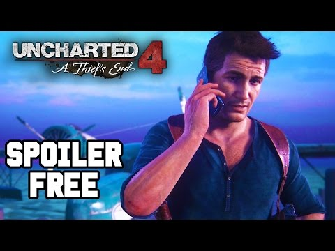 UNCHARTED 4: THE BEST EVER, OR TOTAL FAILURE?? (Uncharted 4 Review / Impressions SPOILER FREE)