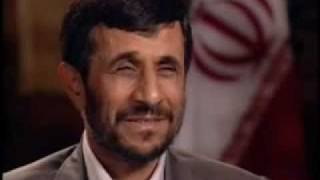 Mahmoud Ahmadinejad asks Charlie Rose if Plight of the Palestinians is a worthy point of discussion