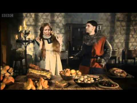 Horrible Histories - Words We Get From The Normans