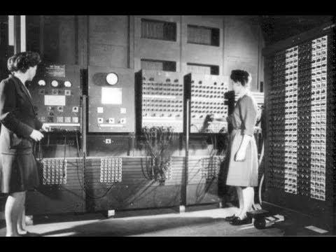 The First Computer - ENIAC