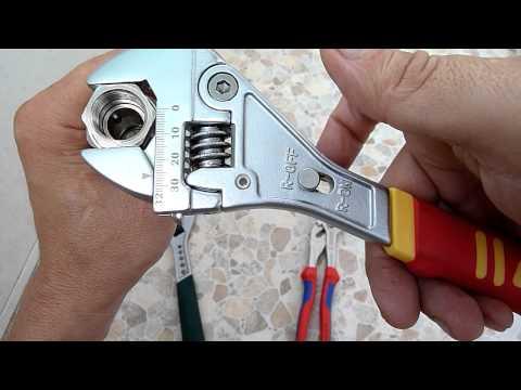Разводной   ключ