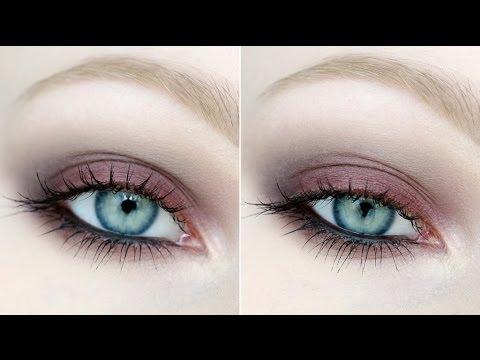 Makijaż SMOKY Eye Paletą ** TheBalm NUDE'tude ** Makeup Tutorial