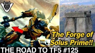The Forge of Solus Prime can build a Space Bridge??? - [THE ROAD TO TF5 #125]