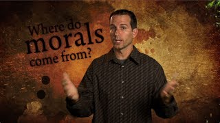 """Where Do Morals Come From?"" by Living Waters"
