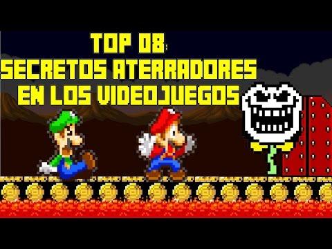 Top 08: Easter Eggs y Secretos Aterradores en los Videojuegos - Pepe El Mago