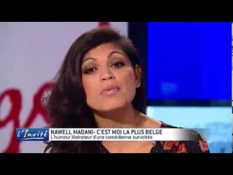 Nawell Madani Cest Moi La Belge Youtube