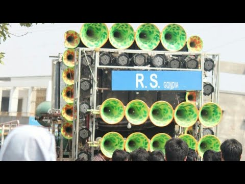 R.s dhumal suparhit non stop song in gondia 25.8.