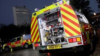 Toyota At Work: West Midlands Fire Service
