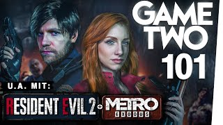 Resident Evil 2, Metro Exodus, Ashen, New Super Mario Bros. U Deluxe | Game Two #101