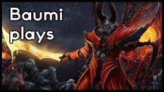 Dota 2 | THE DEEPEST DOOM SECRET LORE!! | Baumi plays Doom