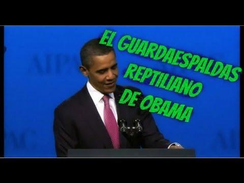 El Guardaespaldas Reptiliano de Obama | ¿Cierto o Falso? Ep.1