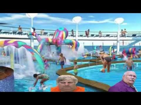 Springfield Pervert & Fred Herbert Prank Call Caribbean Cruise Lines