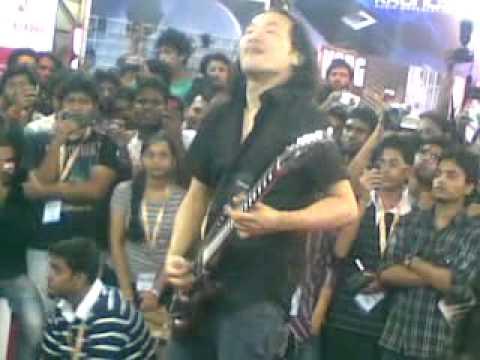 Fury of the Storm - Herman Li - Ibanez Guitar Clinic - Mumbai