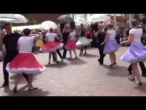 Modern jive dance videos