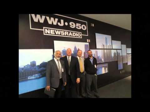 Jay Greenspan and Chris Baldridge on WWJ News Radio 950  - Michigan Metropolitan Realtors