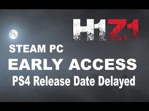 H1Z1 PS4 Release Date NEWS & INFO Details - h1z1 PS4 News (2015 ...