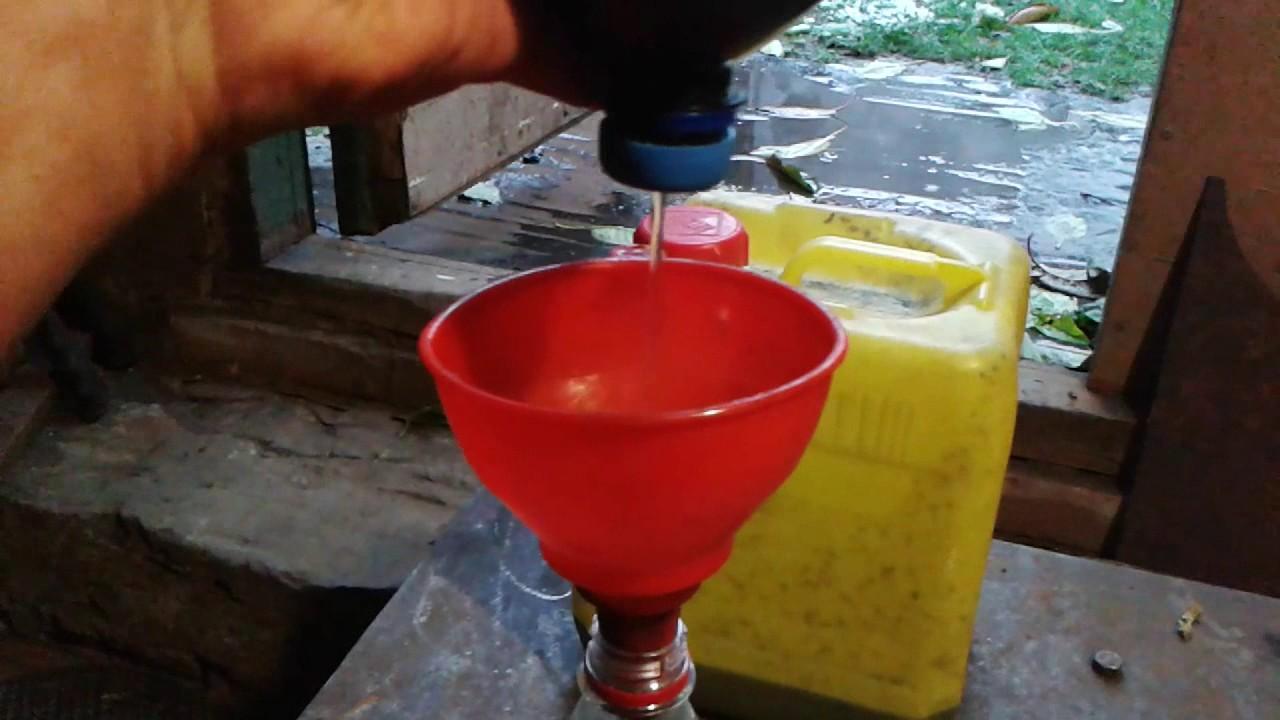Как очистит моторное масло в домашних условиях 579