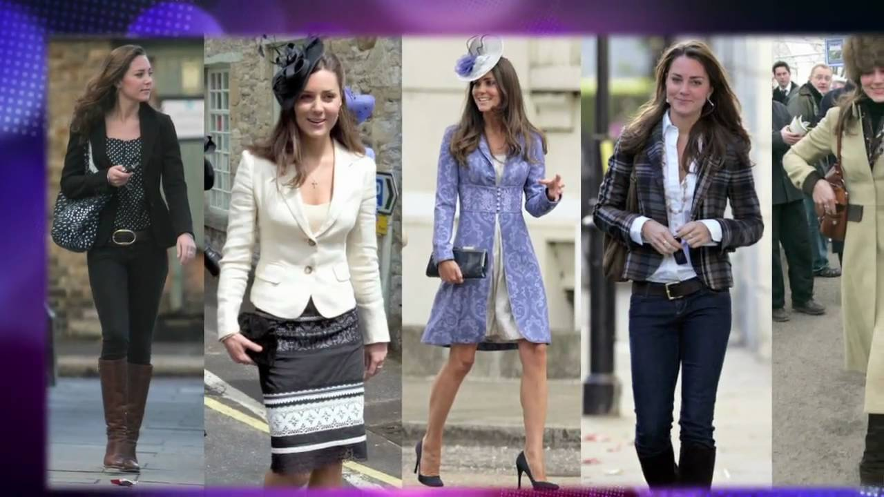 Style Watch Get The Look Kate Middleton Youtube