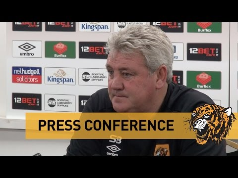 Crystal Palace v The Tigers | Press Conference With Steve Bruce