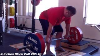 Francis Rousseau - Training 2014-05-20