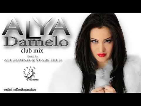 Alya - Damelo (Club Mix) prod. by Allexinno & Starchild