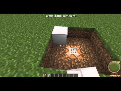 Poradnik Minecraft Jak zrobić trampolinę bez modów