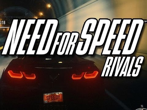 Need For Speed Rivals with the Crew!  (Jahova Rage, Katy Perry, and Racers Progression)