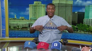 McCormack commits to Kansas live on WAVY TV 10