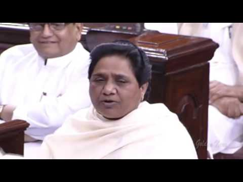 Kumari Mayawati | Speech In Rajya Sabha | News