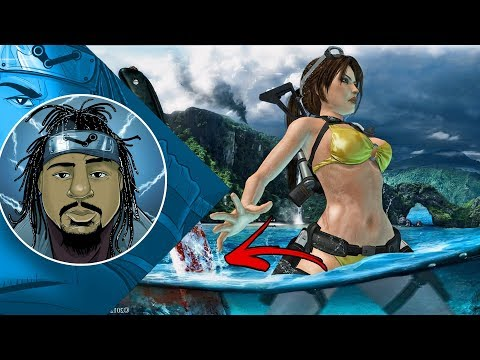 Tomb Raider - Black Guy Reviews