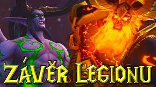 Antorus, Plamenný Trůn - Příběh Raidu - Závěr Legionu - World of Warcraft: Legion [CZ]