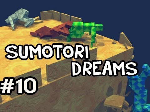 Sumotori Dreams MODS w/Nova Ep.10 - THE TOWER