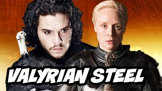 Game Of Thrones Season 6 - Valyrian Swords Explained